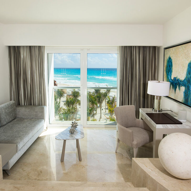 Ocean Front Junior Suite Upgrade